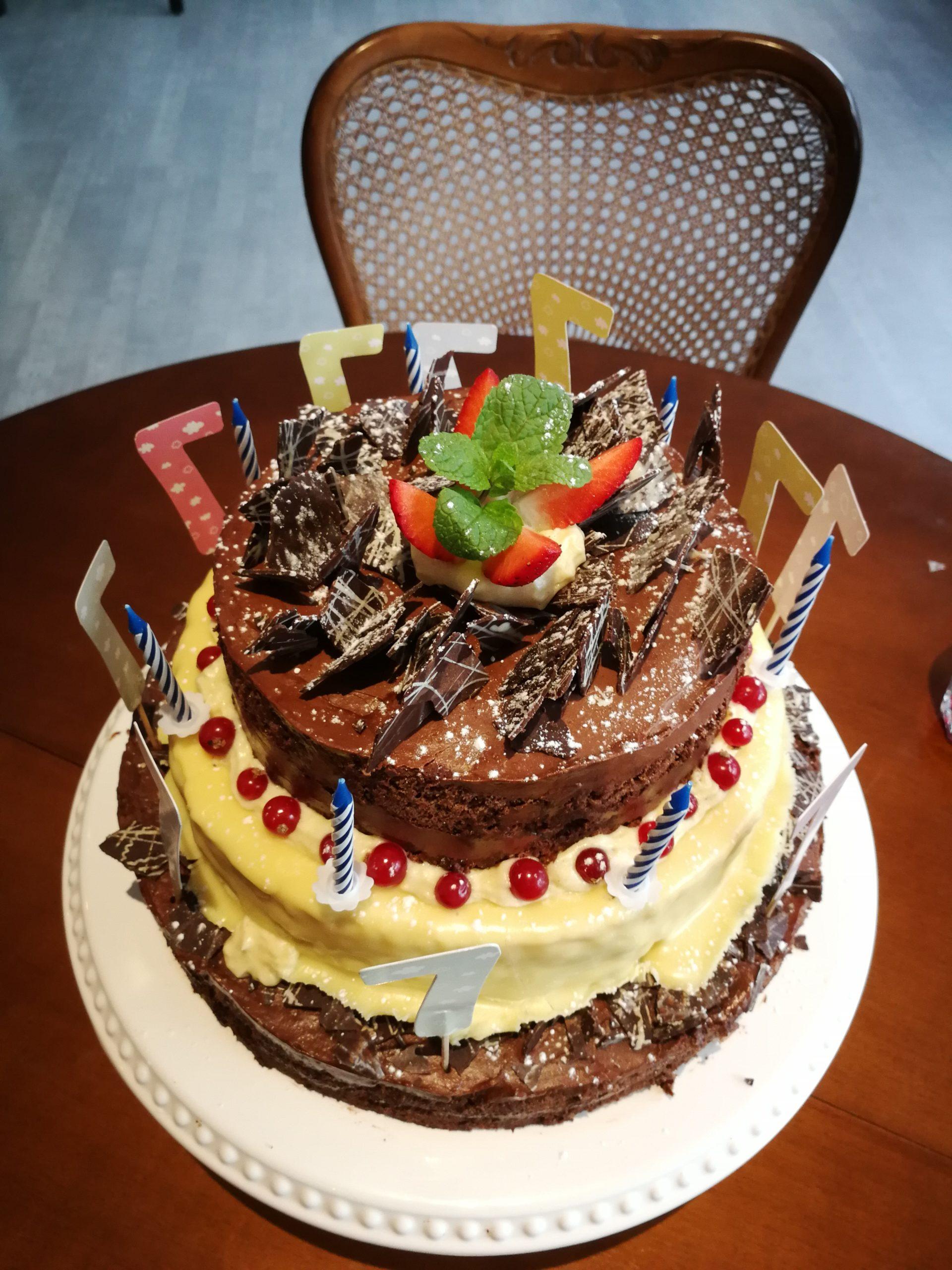 Geburtstagskuchen Spezial