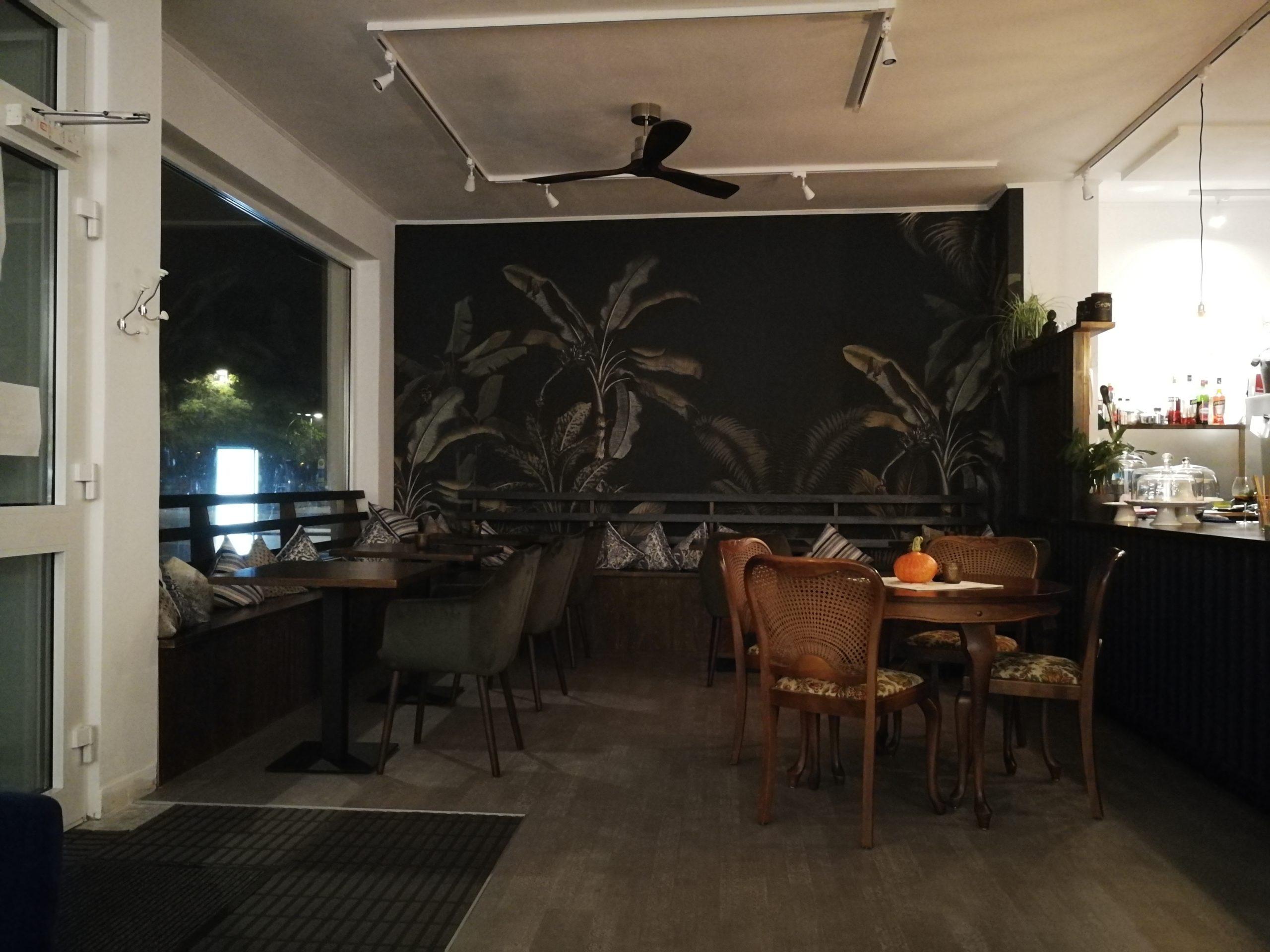 Ladencafé Neubiberg Innenraum