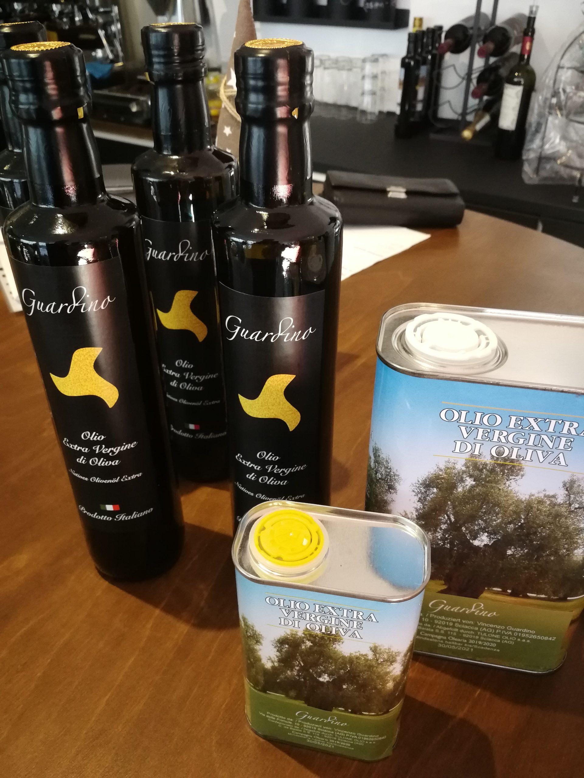 Neubiberger Olivenöl aus Sizilien