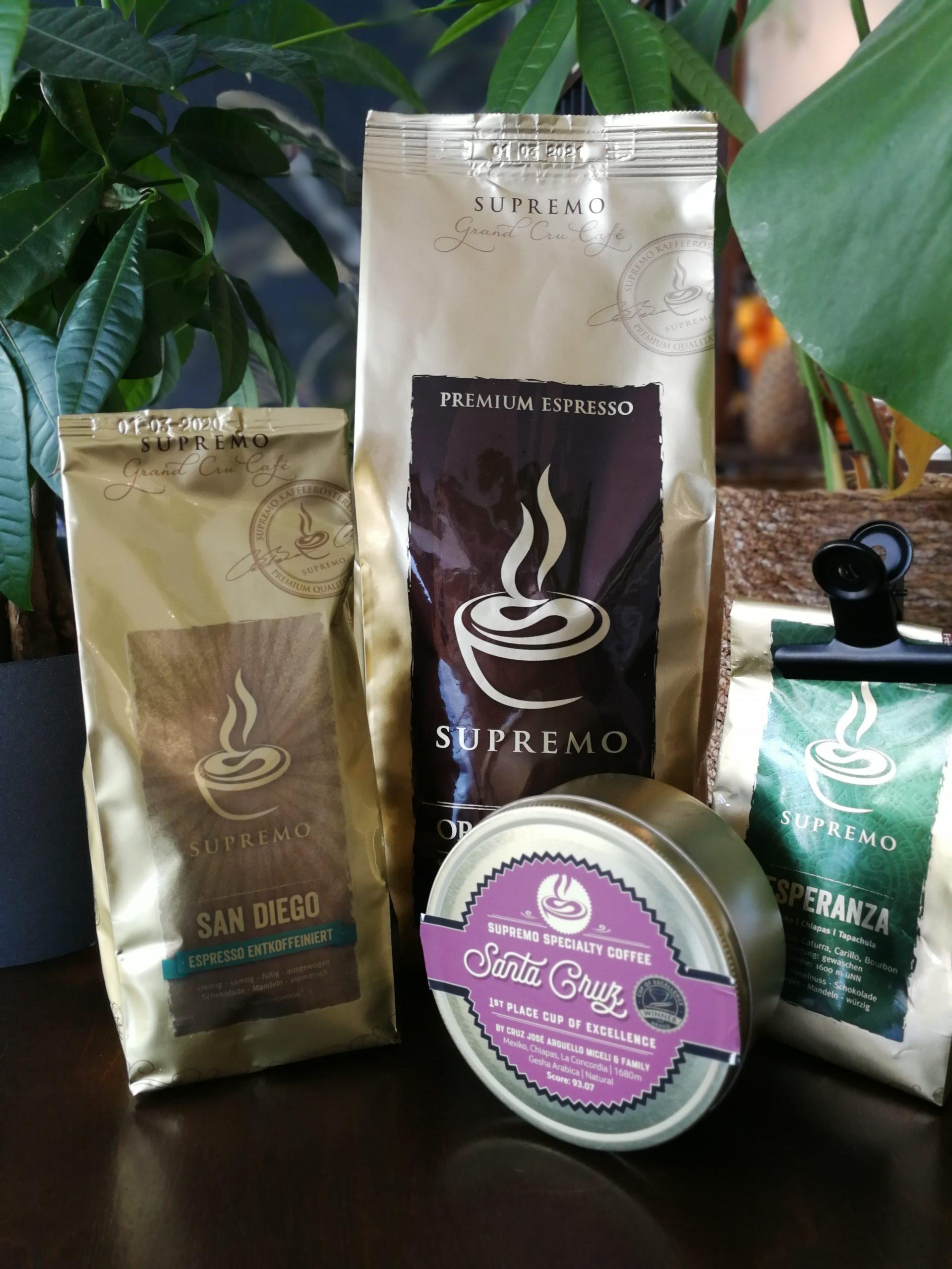 Supremo Kaffeeröstungen