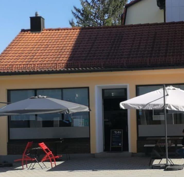 Cafe-Terrasse